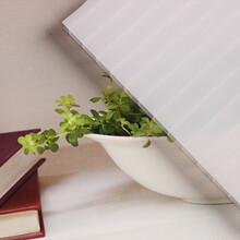 海安县双层透明阳光板温室大棚厂家直销图片