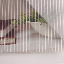 沧县U形锁扣板阳光板价格pc耐力板加工厂家质保十年图片