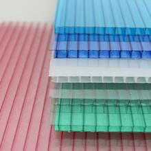 新竹耐力板雨棚效果阳光板价格查询阳光板厂家图片