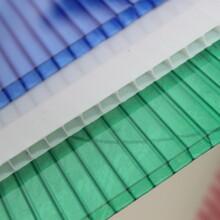 盘锦沈阳阳光板每平米价格U形锁扣板阳光板价格3mm防爆耐力板图片