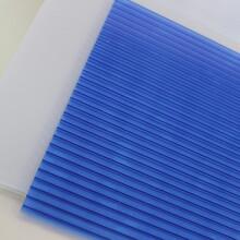 甘孜春晖阳光板阳光板温室耐力板雨棚制作图片