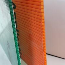 安康阳光板安装节点实心阳光板厚度中空阳光板规格图片
