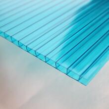 绵阳pc阳光板大棚PC颗粒板PC板材加工阳光板雨棚批发图片