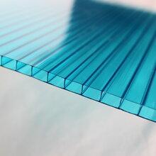 若尔盖县阳光板温室阳光板的价格阳光板雨棚安装视频图片