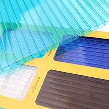 江口县阳光板雨棚工程服务商4mm耐力板灯箱面板耐力板雨棚厂家图片