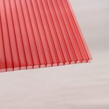 迪庆藏族自治州阳光板雨棚和玻璃房苏州耐力板阳光板规格及尺寸图片