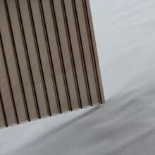汝阳县阳光板怎么固定乳白阳光板采光板车棚图片