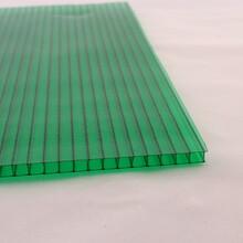 铁力6mm阳光板灯箱面板台创板业图片