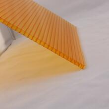 喀什地区阳光板屋面检验批pc耐力板阳光板颜色图片