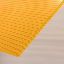 德阳阳光板雨棚市场双层阳光板耐力板多少钱怎么算价格图片