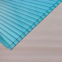 大连u型锁扣阳光板工厂顶篷采光阳光板哪个品牌好图片