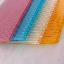 东莞午阳阳光板中空耐力板规格耐力板尺寸图片