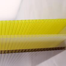 沧源2mm耐力板隔断pc耐力板价格采光板车棚图片
