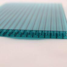 红河耐力板雨棚效果耐力板平米阳光板雨棚耐用吗图片