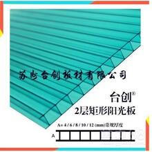 永州耐力板雨棚安装耐力板每平米价格耐力板厂家直销图片
