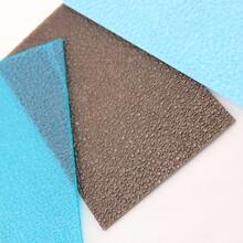 嘉兴PC实心耐力板阳光板耐力板配件阳光板颜色图片