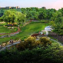 黔南园林工程施工项目合作图片