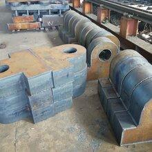 钢板零割厂容器板切割下料钢板切割加工