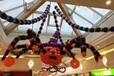 长沙气球布置商场美陈万圣节主题狂欢布置-礼仪庆典