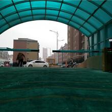南京小区大门智能道闸系统图片