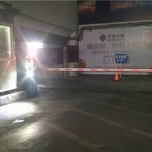 淮安金湖县小区智能道闸系统图片