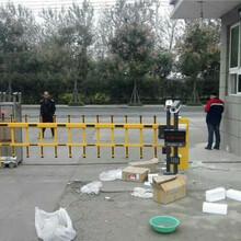 沧州沧县智能道闸防跟车图片