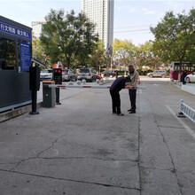 潍坊寿光停车场管理系统安装示意图图片
