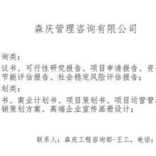 罗源县哪里能写立项申请报告公司-做报告上千成功案例图片