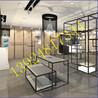 佛山厂家定制不锈钢展示架上墙架展示柜中岛架