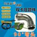 304不銹鋼水管薄壁水管國標I系列國標II系列飲用水管自來水管冷熱水管地暖用管