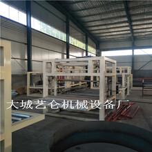 A級水泥基勻質板設備與輕勻質防火保溫板生產線配方比例圖片