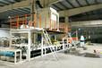 砂漿巖棉復合板設備又稱全自動巖棉砂漿復合板生產線