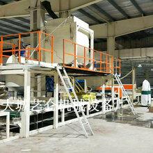 洛阳硬质砂浆纸岩棉复合板生产线砂浆纸岩棉复合板视频资料图片