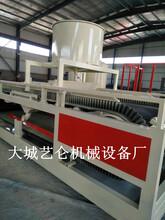 防火硅質板設備-阻燃硅質聚苯板生產線-A級硅質滲透板設備圖片