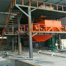 全自动A级防火保温板设备水泥基匀质板设备成套生产线、生产设备图片