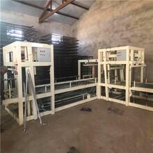模箱型發泡水泥基壓制勻質保溫板設備水泥基勻質板生產線圖片