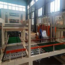 勻質板設備水泥基BS保溫板設備A級防火勻質板生產設備圖片