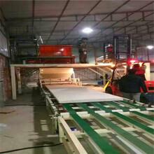 BS保溫板切割設備-水泥基勻質板切割鋸-勻質顆粒板切割機圖片