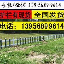 安阳内黄草坪栏杆围墙栅栏图片