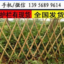 咸阳长武竹屏风隔断围墙竹子吊顶防腐竹栅栏价格产量高图片