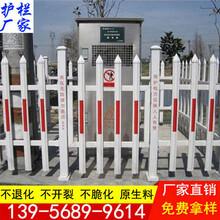 安徽宣城花坛草坪护栏塑料栅栏图片