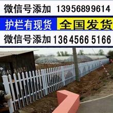四平梨树pvc塑钢草坪护栏花坛庭院别墅绿化围栏售后服务图片