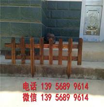 衢州常山庭院围栏栅栏栏杆送立柱,送配件图片