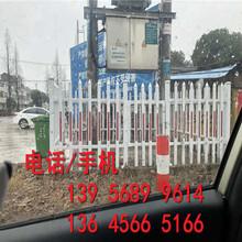 务周到防城区pvc塑钢护栏学校围栏厂房庭院围墙图片