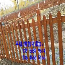 猇亭区pvc塑钢护栏草坪绿化带围栏门市价图片