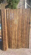 三門縣綠化籬笆塑料欄桿草坪防護欄廠家圖片