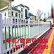 株洲市綠化欄桿塑鋼pvc護欄圍欄柱帽配件生產廠家