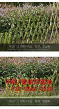 江苏苏州户外木栅栏围栏伸缩插地找哪家图片