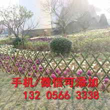 河南郑州木栅栏围栏小篱笆河南郑州碳化木围栏哪家买图片
