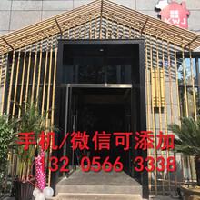 南阳淅川县电力围栏防锈栏杆小区围墙栅栏防护栏图片